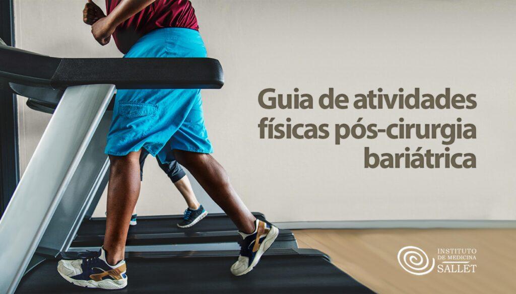 Guia de atividades físicas pós-cirurgia bariátrica